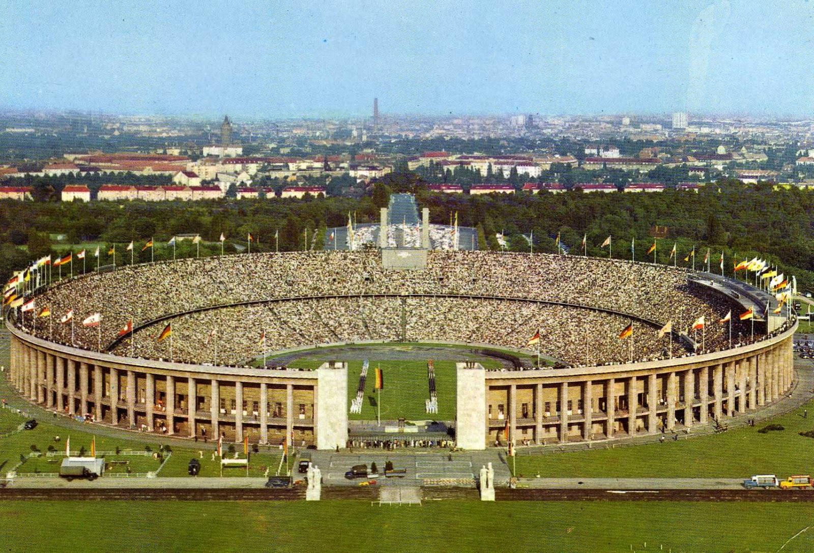 Umbau Olympiastadion Berlin