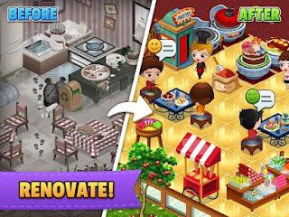 Descargar Cafeland World Kitchen MOD APK Dinero ilimitado 2.1.9 gratis para android 2020