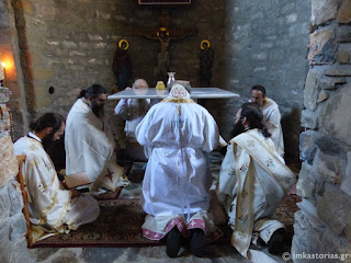 Με λαμπρότητα τα Εγκαίνια του Ναού της Παναγίας στον αιματοβαμμένο Γράμμο