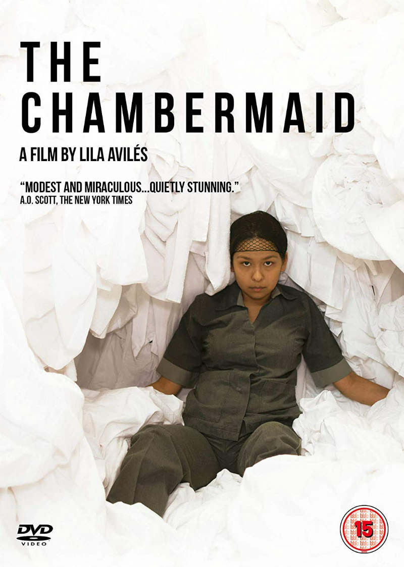 the chambermaid dvd