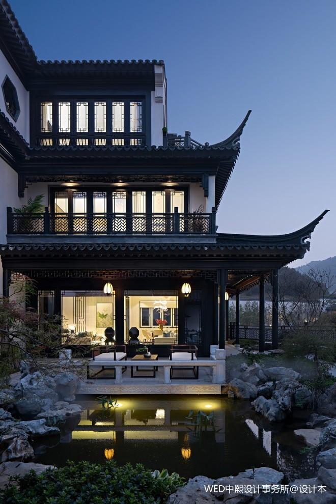 中国古代建築を現代リフォームで蘇らせた豪華別荘