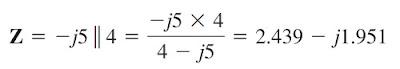 Teorema Superposisi Rangkaian AC