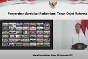 Komitmen Presiden Jokowi: Berantas Mafia Tanah
