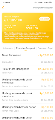penukaran pulsa gratis aplikasi newscat android