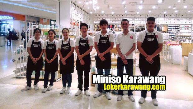 Warehouse Miniso Karawang