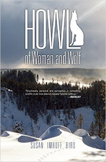 beautiful scene of trees and snow celebrate HOWL Susan Imhoff Bird's latest novel