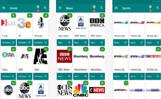 برنامج لمشاهدة القنوات المشفرة بدون تقطيع وبدون إعلانات للأندرويد