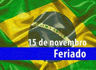 Abre e fecha em Paulista no feriado da Proclamação da República (15/11)