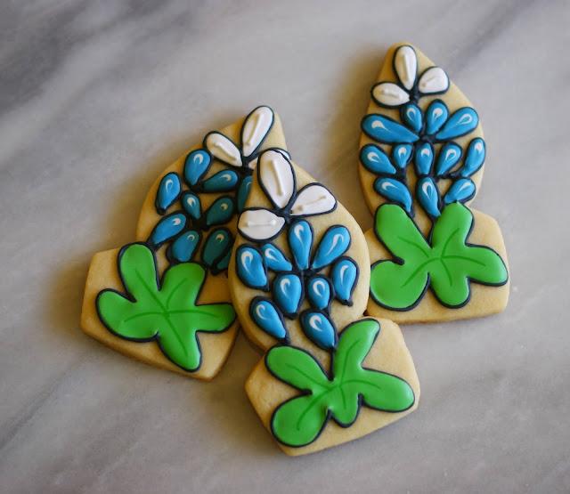 bluebonnet cookies