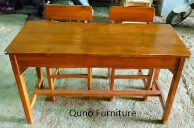 Meja Sekolah kayu Bandung