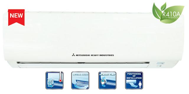 Điều hòa một chiều Mitsubishi Heavy SRK/SRC12CT-S5