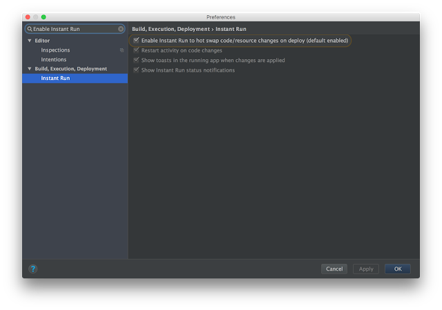 android studio mobcollege