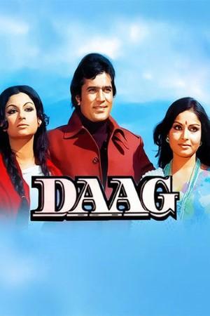 Download Daag: A Poem of Love (1973) Hindi Movie 720p WEB-DL 1.4GB