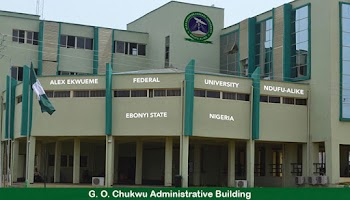 List OF Courses Offered In FUNAI And Admission Requirements