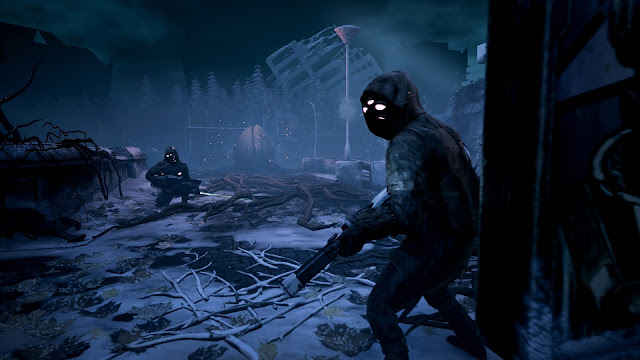 Mutant Year Zero Seed of Evil PC Full imagenes