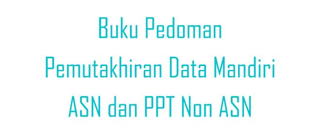 Pemutakhiran data PNS