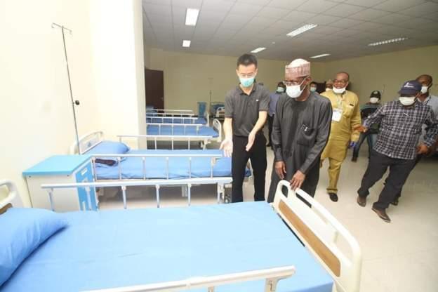 Mutum bakwai sun warke daga coronavirus a AbujaP