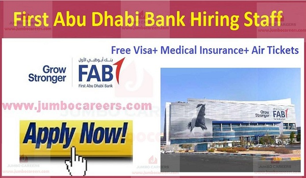 Available UAE banking jobs, Jobs with benefits in UAE,