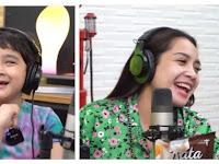 Nagita Slavina Salah Tingkah, Rafathar Mengaku Melihatnya Nangis di Depan Raffi: Berantem di Kamar