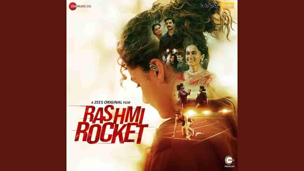 Zid lyrics Rashmi rocket Nikhita Gandhi Bollywood Song