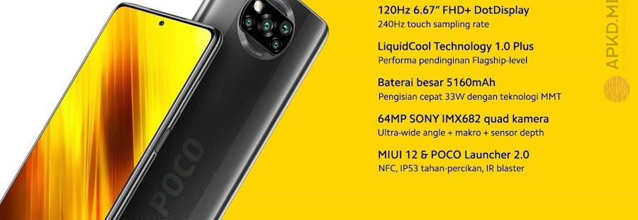Harga dan Spesifikasi Poco X3 NFC, Siap-siap Ngumpulin duit!!