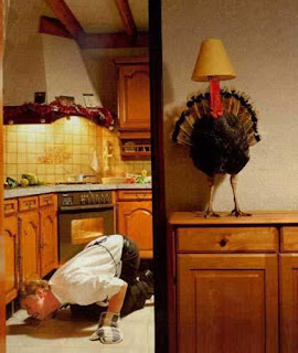 Funny Pic - Turkey Thanksgiving