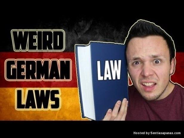 Fakta pelik di Jerman
