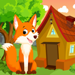 Games4King Cute Fox Rescue Walkthrough