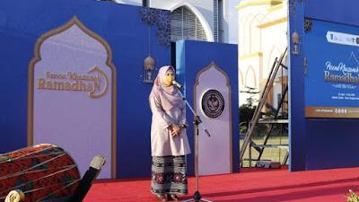 Wagub NTB Buka Pesona Khazanah Ramadhan 2021