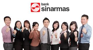 Informasi Loker BANK PT Bank Sinarmas Tbk untuk SMA,SMK,D3 dan S1 Jakarta