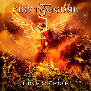 "Το βίντεο των First Signal για το ""The End Of The World"" από το album ""Line of Fire"""