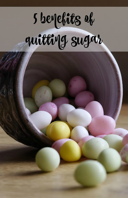 5 Health Benefits of Quitting Sugar