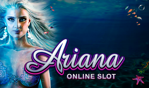 Ariana free slot by Microgaming