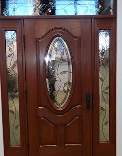 fibre glass doors