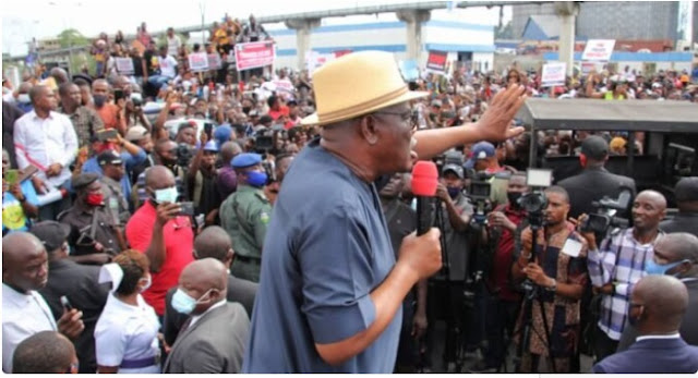Wike: Why I prayed for widespread killings in Nigeria