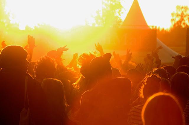Music festival (Photo: Rodrigo Rivas Ruiz/imagebank.sweden.se)