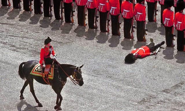 Origen del desfile militar, una vieja «historia de guerra»