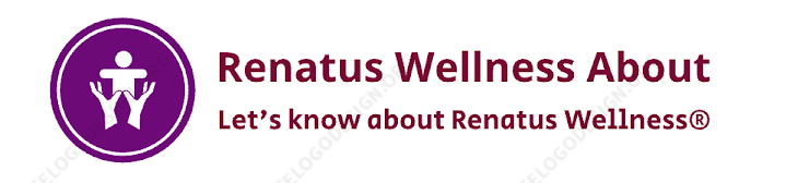 Renatus Wellness About website logo