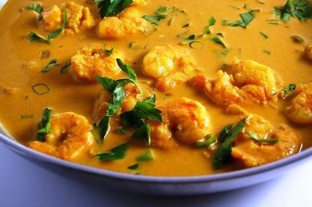 Shrimp Curry Coconut Milk - 4