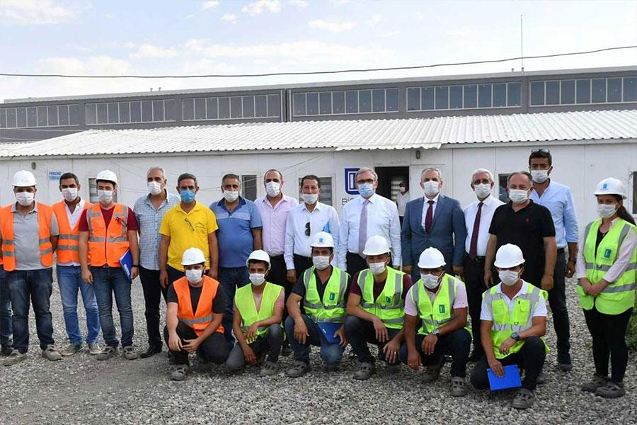 Diyarbakır'da 4. sanayi sitesi kuruluyor