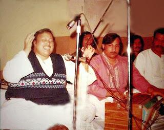 Lyrics Tumhare He Hone Se Abad Hai Dil Nusrat Fateh Ali Khan