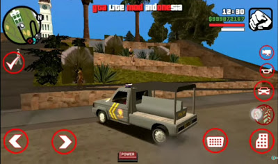 Game GTA SA Lite Indonesia Android