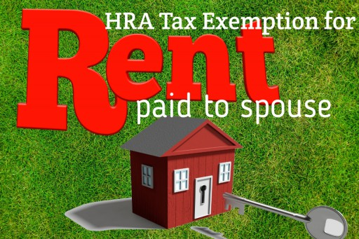 HRA Tax Exemption Allowed for Rent Paid to Spouse - ITAT