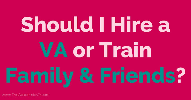 If you're a teacher blogger (or teacherpreneur), you've probably heard about virtual assistants at one point or another. Now the question is - should you hire a VA or are you better off training a family member or friend? This post goes into the pros and cons of both options, but you'll see a resource that can help you navigate the virtual assistant world. (There's even a FREE preview.) Click through now to see if a VA would help take your Teachers Pay Teachers business to the next level.