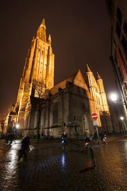 Chiesa di Notre Dame-Bruges