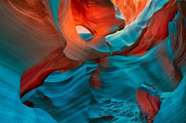 A magia do Antelope Canyon
