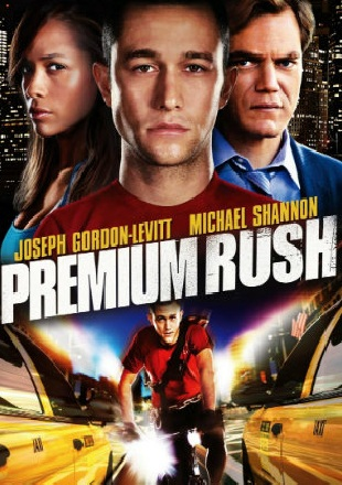 Premium Rush 2012 BRRip 480p Dual Audio 300Mb