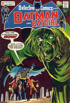 Detective Comics #413, Batman and Batgirl