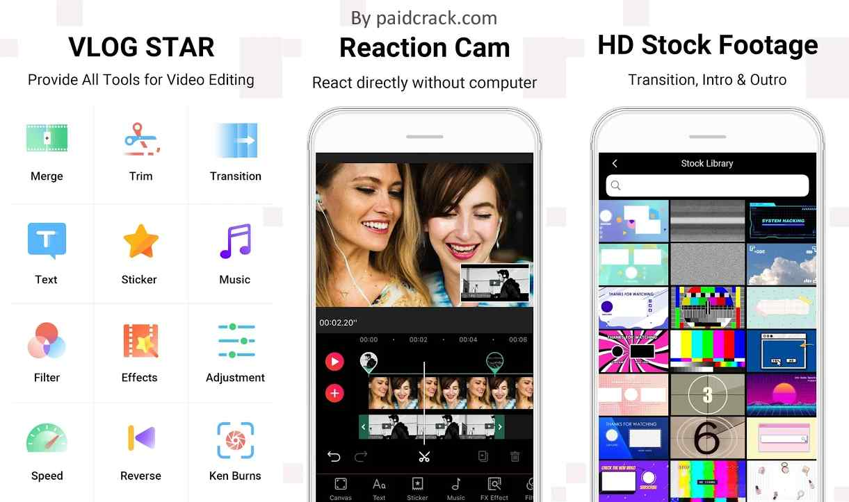 Vlog Star - free video editor & maker Mod Apk 3.5.3 [Latest]