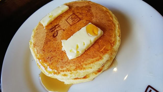 【日本美食】在淺草細嚐「咖啡 天國」的鬆餅